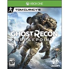 Preventa Xbox One Ghost Recon Breakpoint LE - Sanborns