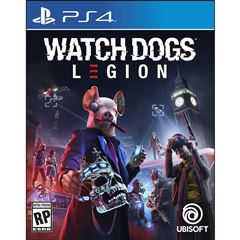 Preventa PS4 Watch Dogs Legion - Sanborns