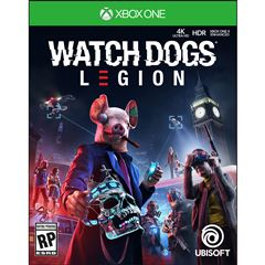 Preventa Xbox One Watch Dogs Legion - Sanborns