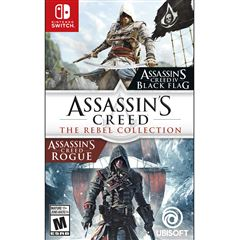 Assassin's Creed The Rebel Collection Nintendo Switch - Sanborns
