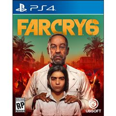 PS4 Far Cry 6 - Sanborns