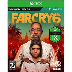 Preventa Xbox One Far Cry 6 - Sanborns
