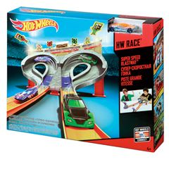 Pista Hot Wheels Carrera Super Explosiva - Sanborns