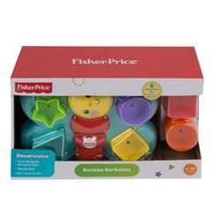 Fisher-Price Infant Juguete para Bebés Mariposa Bloques Divertidos - Sanborns
