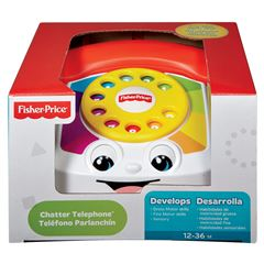 Teléfono Parlanchin Fisher Price - Sanborns