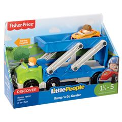 Little People Remolque Ramp Fisher Price E-2 F-P - Sanborns