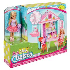 Barbie Club Chelsea Casa de Chelsea Fisher Price - Sanborns