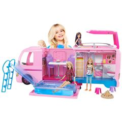 Barbie Camper de Barbie - Sanborns