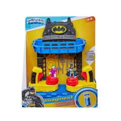 Set de Juego Batalla en la Baticueva Imaginext DC Super Friends - Sanborns