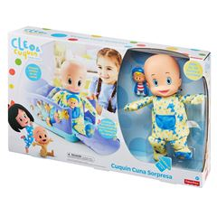 Fisher Price Cuquín Cuna Sorpresa - Sanborns