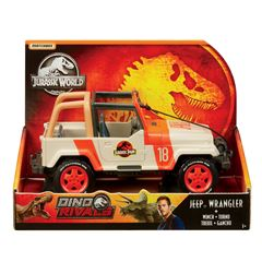 Jeep Wrangler  Jurassic World Matchbox - Sanborns