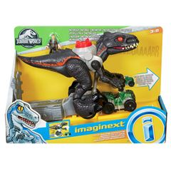Fisher Price Imaginext Indorraptor Motorizado - Sanborns