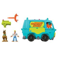 Fisher Price Imaginext La Máquina del Misterio Transformable - Sanborns