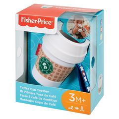 Mordedor Copa de café Fisher Price - Sanborns