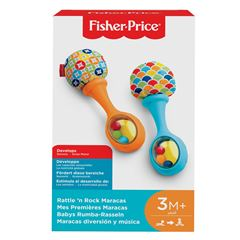 Maracas coloridas Fisher Price - Sanborns