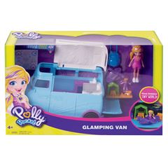 Furgoneta de campamento Polly pocket - Sanborns