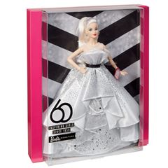Barbie 60Th Anniversary Doll - Sanborns