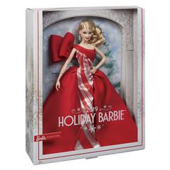 Barbie 2019 Holiday Doll - Sanborns