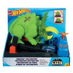 Hot Wheels Triceratops Destructor - Sanborns