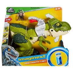 Imaginext T Rex Mordida Feroz Fisher-Price - Sanborns
