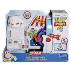 Toy Story Mini Carnaval Set De Juego - Sanborns