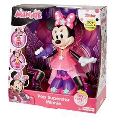 Fisher Price Minnie Estrella  Pop - Sanborns