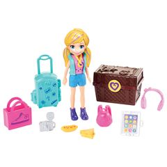 Polly Pocket! Pack de modas turista fashion - Sanborns