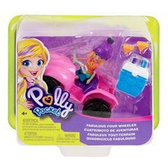 Polly Pocket! Cuatrimoto de Aventuras - Sanborns