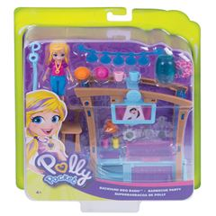 Polly Pocket Fiesta de parrilla - Sanborns