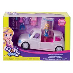 Polly Pocket limocina de lujo - Sanborns