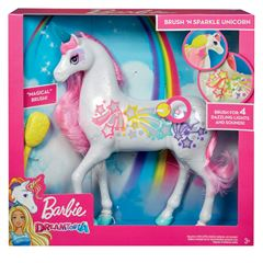 Barbie Unicornio Brillante - Sanborns