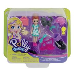 Polly Pocket Bicicleta Aventura - Sanborns