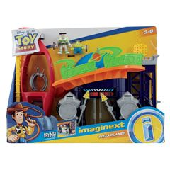 F-P Imaginext toy story pizza planet Fisher Price - Sanborns