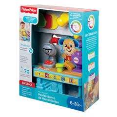 F-P Perrito banco de herramientas Fisher Price - Sanborns