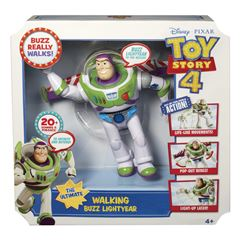 Toy Story Buzz Movimientos Reales Disney - Sanborns