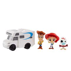 Mini Figuras de Toy Story 4 Disney Pixar - Sanborns
