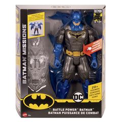 Batman Missions DC Warner - Sanborns