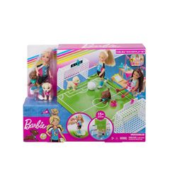 Muñeca Barbie Chelsea Futbolista Dreamhouse Adventures - Sanborns