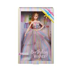 Barbie Birthday Wishes Signature - Sanborns