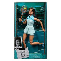 Barbie Signature  Muñeca Billie Jean King - Sanborns