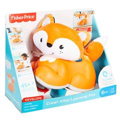 Zorrito Primeros Gateos Fisher-Price - Sanborns