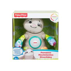 Juguete para Bebés Mattel Perezoso Movimientos Divertidos Fisher-Price - Sanborns