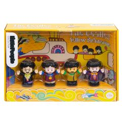 Little People Collector Juguete para Bebés The Beatles - Sanborns