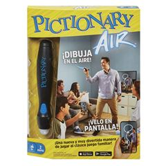 Juego de Mesa Pictionary Air Games Mattel - Sanborns