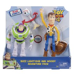 Pack de 3 Woody, Buzz & Forky  Disney - Sanborns