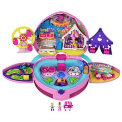 Polly Pocket Micro Set de Juego Mochila de Aventuras de Polly - Sanborns