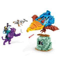 Mega Construx Masters of the Universe Panthor en Point Dread - Sanborns