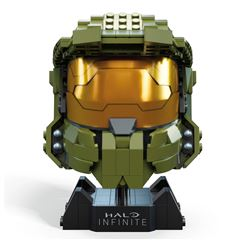 Mega Construx Halo Casco Master Chief - Sanborns