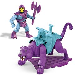 Mega Construx Masters of the Universe Skeletor Y Panthor - Sanborns
