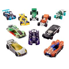 Hot Wheels DIE CAST Paquete 10 Diecasts Sorpresa - Sanborns